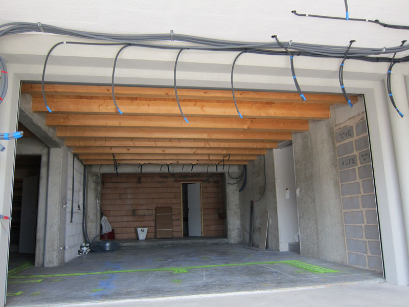 voici des photos qui illustrent certains chantiers que On amenager un garage en suite parentale